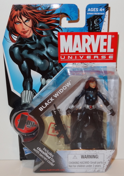 Black Widow - Marvel Universe