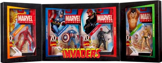 Invaders - Marvel Universe