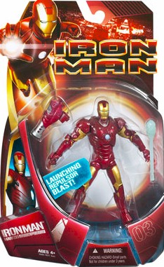 Ironman Armored Adventures Toys 91
