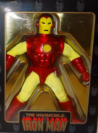 Iron Man - Famous Cover