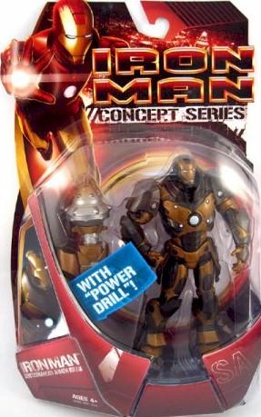 Ironman Armored Adventures Toys 17