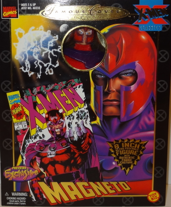 Magneto - Famous Cover