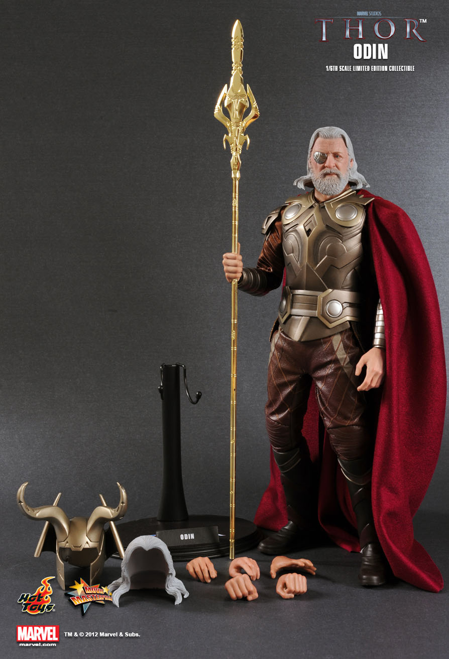 Odin- 1/6th Scale - Thor - Hot Toys