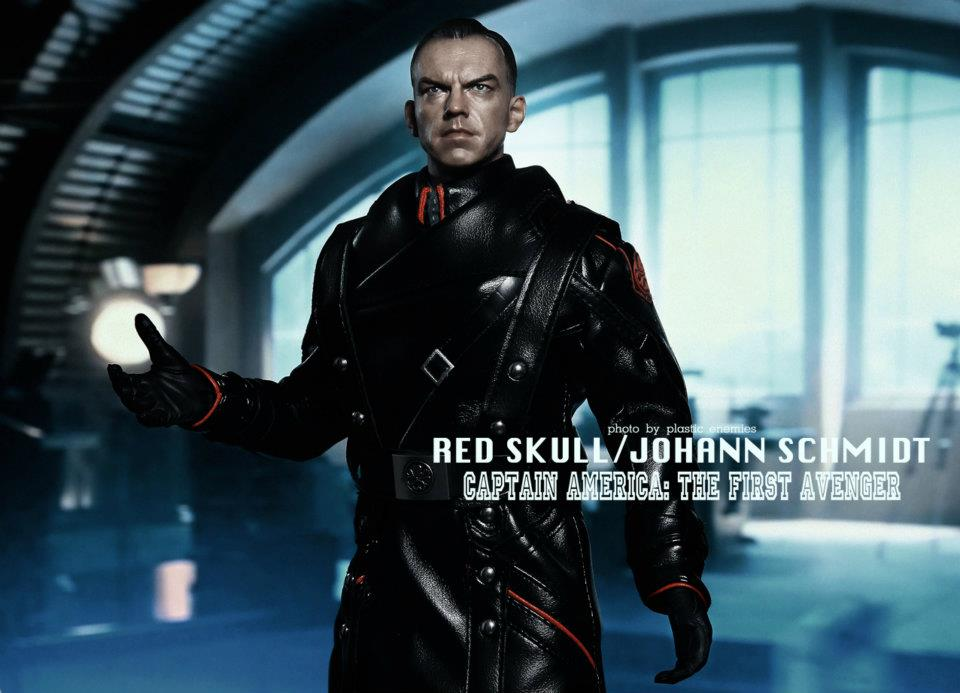 Red Skull - 1/6 Scale - Captain America The First Avenger - Hot Toys