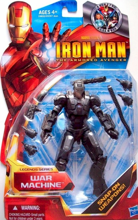 Ironman Armored Adventures Toys 100