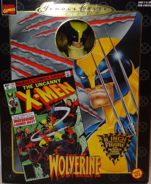 Wolverine - Famous Cover