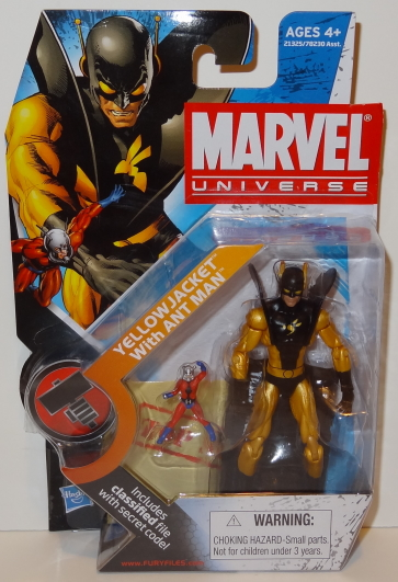 Yellow Jacket - Marvel Universe