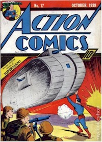 Action Comics 17 - for sale - mycomicshop