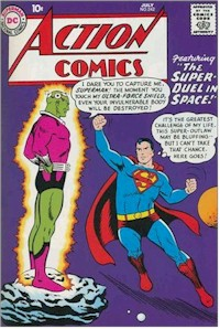Action Comics 242 - for sale - mycomicshop