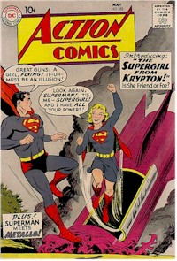 Action Comics 252 - for sale - mycomicshop