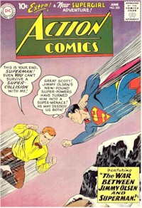 Action Comics 253 - for sale - mycomicshop