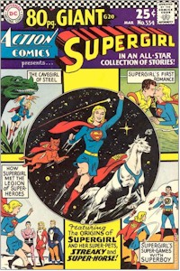 Action Comics 334 - for sale - mycomicshop