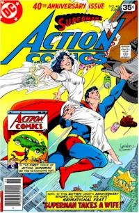Action Comics 484 - for sale - mycomicshop