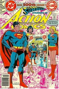 Action Comics 500 - for sale - mycomicshop