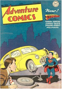 Adventure Comics 103 - for sale - mycomicshop