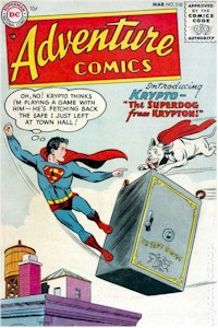 Adventure Comics 210 - for sale - mycomicshop