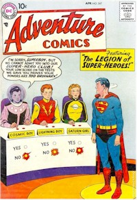 Adventure Comics 247 - for sale - mycomicshop