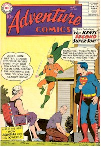 Adventure Comics 260 - for sale - mycomicshop