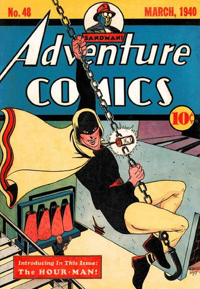 Adventure Comics 48 - for sale - mycomicshop