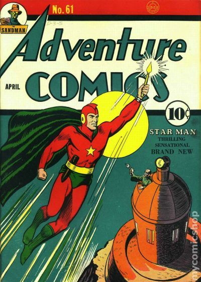 Adventure Comics 61 - for sale - mycomicshop