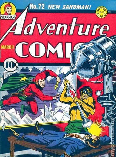 Adventure Comics 72 - for sale - mycomicshop