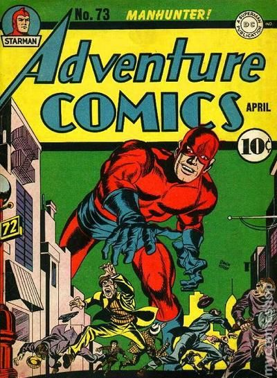 Adventure Comics 73 - for sale - mycomicshop