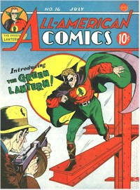 All-American Comics 16 - for sale - mycomicshop