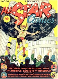 All Star Comics 10 - for sale - mycomicshop