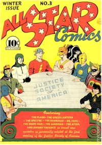 All Star Comics 3 - for sale - mycomicshop