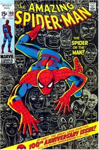 Amazing Spider-Man 100 - for sale - mycomicshop