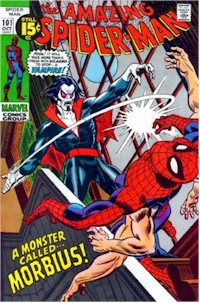 Amazing Spider-Man 101 - for sale - mycomicshop
