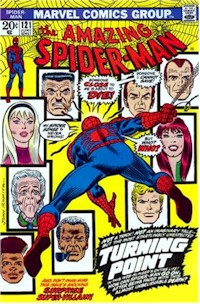 Amazing Spider-Man 121 - for sale - mycomicshop