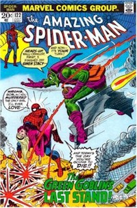 Amazing Spider-Man 122 - for sale - mycomicshop
