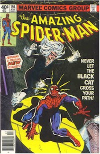 Amazing Spider-Man 194 - for sale - mycomicshop