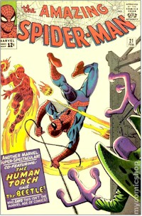 Amazing Spider-Man 21 - for sale - mycomicshop