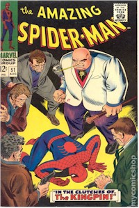 Amazing Spider-Man 51 - for sale - mycomicshop