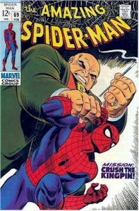 Amazing Spider-Man 69 - for sale - mycomicshop