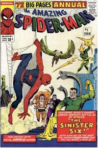 Amazing Spider-Man Annual 1 - for sale - mycomicshop
