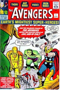 Avengers 1 - for sale - mycomicshop