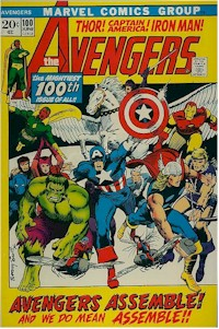 Avengers 100 - for sale - mycomicshop