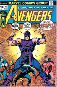 Avengers 109 - for sale - mycomicshop