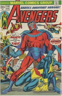 Avengers 110 - for sale - mycomicshop