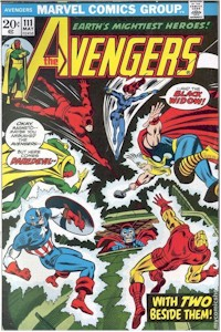 Avengers 111 - for sale - mycomicshop