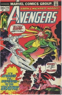 Avengers 116 - for sale - mycomicshop