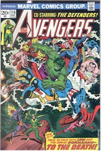 Avengers 118 - for sale - mycomicshop