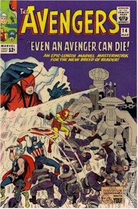Avengers 14 - for sale - mycomicshop