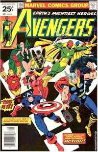 Avengers 150 - for sale - mycomicshop