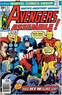 Avengers 151 - for sale - mycomicshop