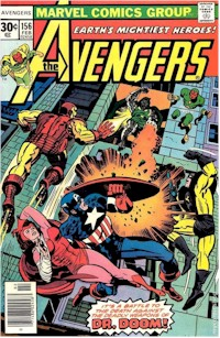 Avengers 156 - for sale - mycomicshop