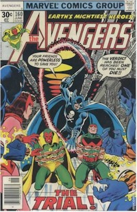 Avengers 160 - for sale - mycomicshop